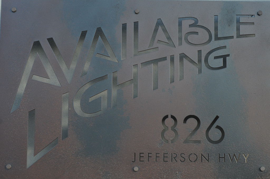 Available Lighting sign at 826 Jefferson Highway & Available Lighting Rental New Orleans Louisiana Mississippi azcodes.com